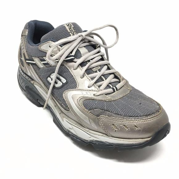 4014218f Skechers Shoes   Mens Shapeups At Walking Size 11m   Poshmark skechers  shape ups mens